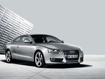 Audi A5 получит два новых шестицилиндровых мотора
