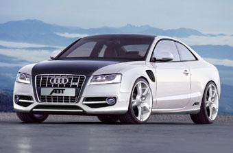 """Abt сделало купе Audi A5 """"двухцветным"""""""
