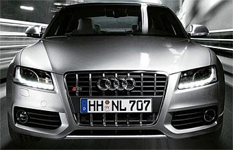 """Audi A5 получает """"заряженную"""" версию"""