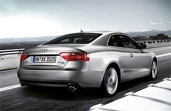 Audi A5 покажут в Женеве