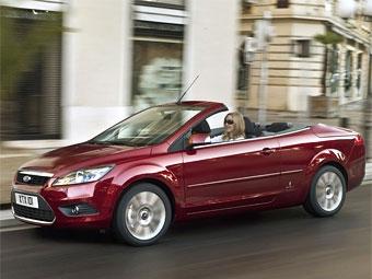 В Женеве Ford покажет обновленный Focus CC