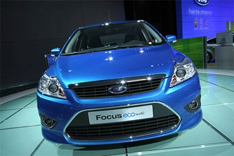 Сборка обновленного Ford Focus в России начнется в феврале