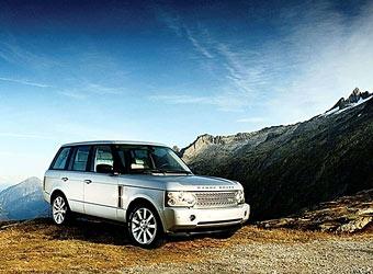 Дерипаска присматривается к Land Rover и Jaguar