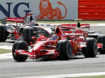 Победителем Гран-при Бахрейна стал Фелипе Масса