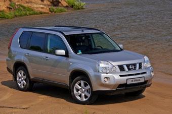 В России начались продажи нового Nissan X-Trail