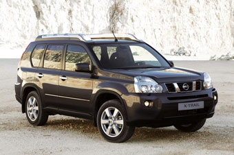 Nissan представил в Женеве новый X-Trail