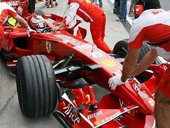 Найджел Степни подозревается в сдаче секрета гибкого днища Ferrari