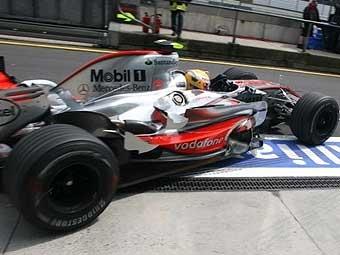 Райкконен и Гамильтон выиграли свободную практику Гран-при Европы