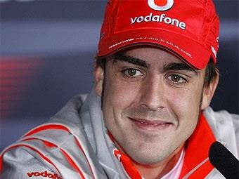 Фернандо Алонсо опроверг слухи о своем уходе из McLaren