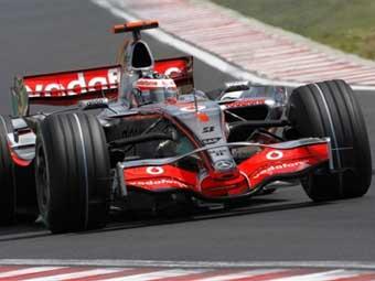 Пилоты McLaren выиграли квалификацию Гран-при Венгрии
