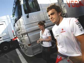 McLaren отозвал своих пилотов с пресс-конференций Гран-при Венгрии