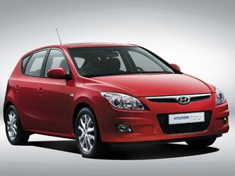 Hyundai представила в Москве новый хэтчбек i30