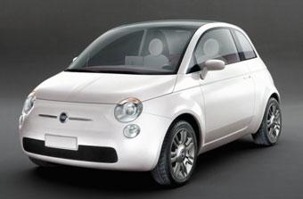 До премьеры Fiat 500 осталось 499 дней