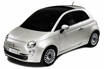 Появились первые изображения Fiat 500