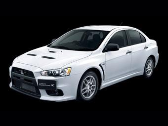 Mitsubishi начала в Японии продажи Lancer Evolution X