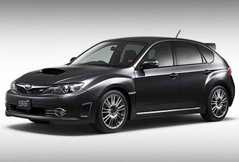 Японская версия Subaru Impreza WRX STi получила 304-сильный мотор