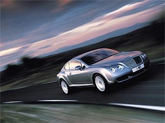 За полгода в Москве угнали семь эксклюзивных Bentley
