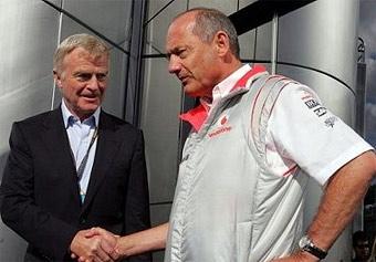 """FIA закрыла """"шпионское дело"""" в отношении McLaren"""