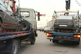 ФАС признала организацию парковок в Москве незаконной