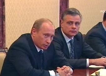Путин велел строже наказывать пьяных водителей