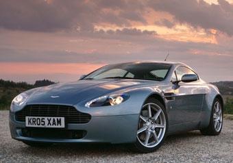 Aston Martin будет официально продаваться в России