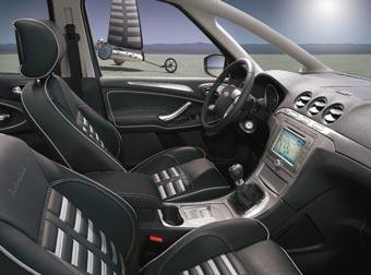 Ford предложил клиентам заказать индивидуальные S-Max