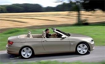 BMW представила кабриолет с жесткой крышей