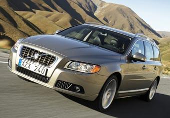 Volvo готова представить новый универсал V70