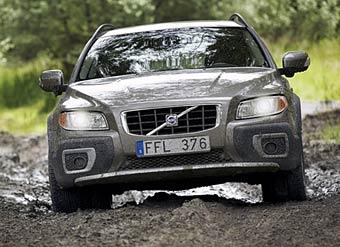 """Volvo представила """"внедорожный"""" универсал XC70"""