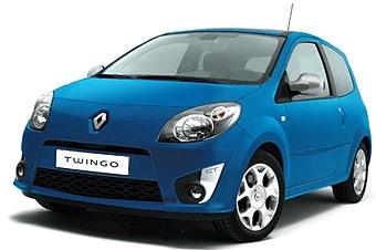Фотографии нового Renault Twingo попали в прессу