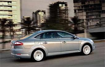 Ford распространил официальные фотографии нового Mondeo