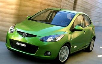 Премьера новой Mazda2 состоится в Женеве