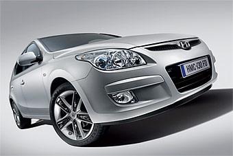 Новый хэтчбек Hyundai получил имя i30