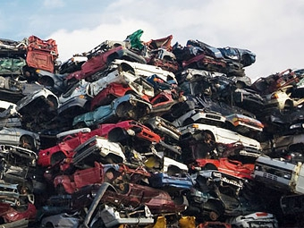 В рамках госпрограммы по утилизации продано более 15 тысяч автомобилей