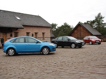 Ford продаст по программе утилизации до 8 тысяч машин