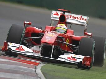 Запрет зеркал на боковых понтонах болидов Формулы-1 отложен