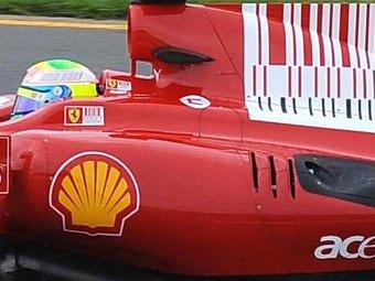 Команда Формулы-1 Ferrari улучшит охлаждение моторов