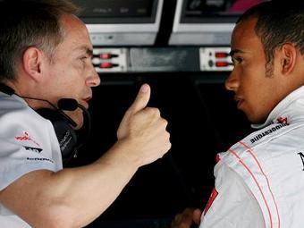 Босс McLaren простил Хэмилтона за критику команды