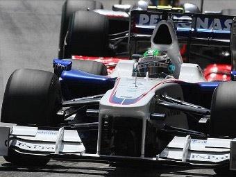 "Команда BMW уйдет из ""Формулы-1"""