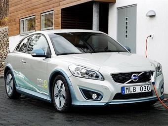 Volvo начнет массовые испытания электрокаров через два года