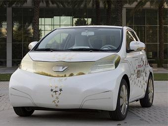 Концептуальный электрокар на базе Toyota iQ станет серийным