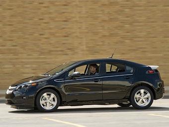 Концерн GM начал испытания первых образцов гибрида Chevrolet Volt