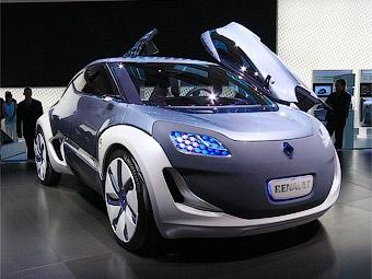 Компания Renault подтвердила серийный выпуск двух электрокаров