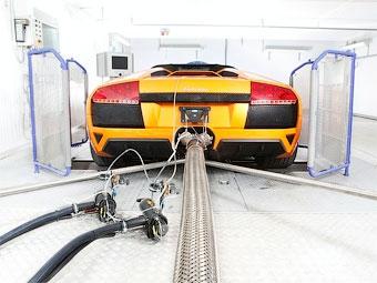 Lamborghini разработает гибридные и биотопливные суперкары