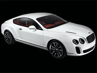 Компания Bentley представила 621-сильный биотопливный суперкар
