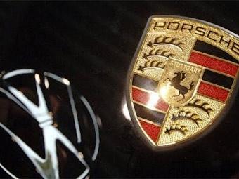VW и Porsche одобрили создание альянса