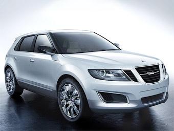 Концерн GM начал производство кроссовера Saab 9-4X
