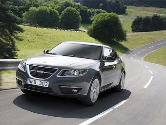 Saab возобновит выпуск автомобилей в январе