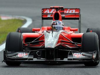 Компания Marussia приобрела команду Формулы-1 Virgin Racing