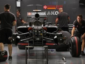 Williams F1 предоставит свои коробки передач команде HRT